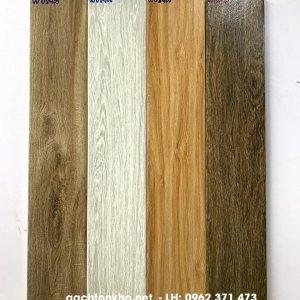 gạch giả gỗ 15x80 mới