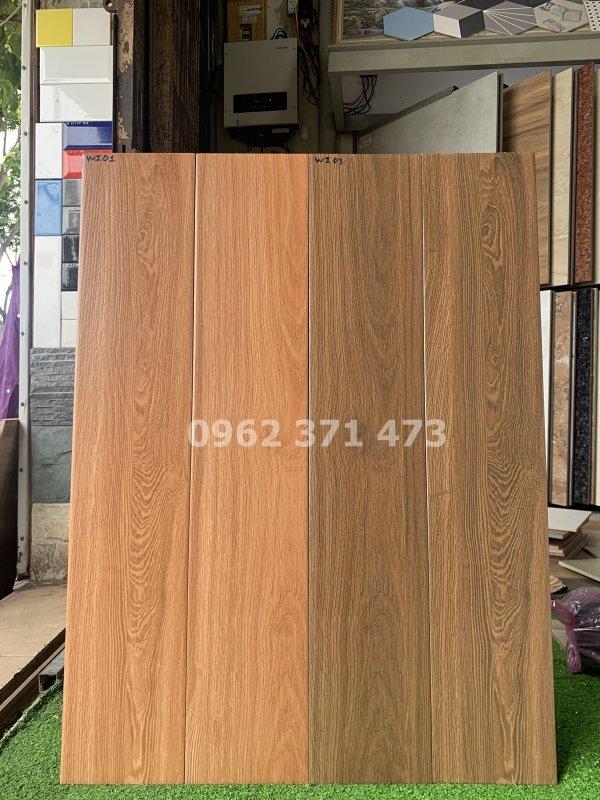 gạch giả gỗ 15x80 CMC mới