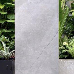 gạch 800x1600 bóng kiếng nhập khẩu màu xám vân đá