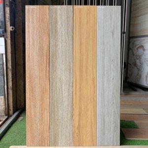 gạch giả gỗ lát phòng ngủ đẹp 15x90