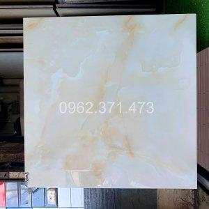 Gạch granite Trung Quốc 80x80 lát nền vân đá vàng AT88008