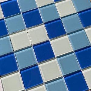 gạch Mosaic dán hồ bơi