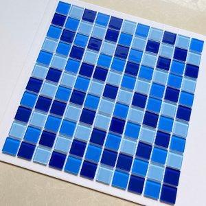 gạch mosaic 30x30 ốp bể bơi đẹp