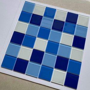 Gạch mosaic 30x30 thủy tinh đẹp