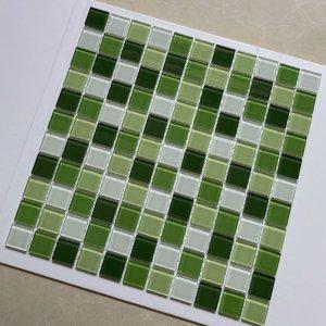 Gạch mosaic ốp bếp trang trí đẹp