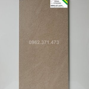 Gạch đá mờ chống trơn 30x60 2063