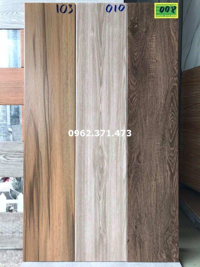 Gạch 20x100 vân gỗ Trung Quốc