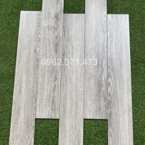 Gạch giả gỗ 15x90 màu xám