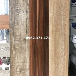Gạch giả gỗ lát nền 20x100