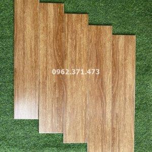 Gạch lát nền giả vân gỗ 15x80 Trung Quốc